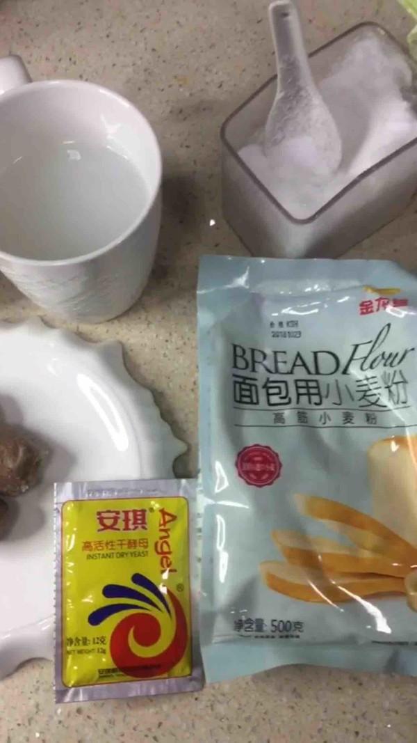 牛肉丸芝麻面包的做法大全