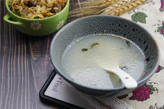 海苔猪骨汤怎么煮