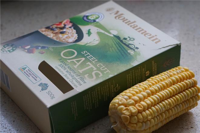 牛奶玉米燕麦粥的做法大全