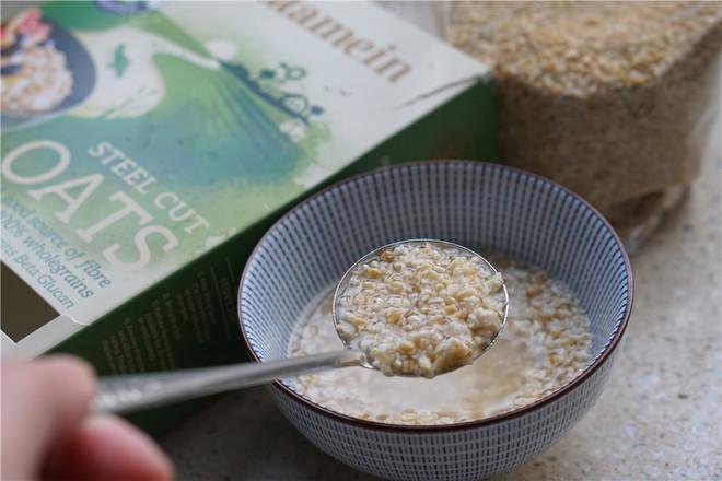 牛奶玉米燕麦粥的做法图解