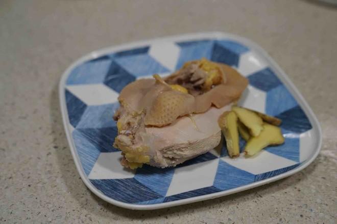 油鸡鲜蔬火锅的做法图解