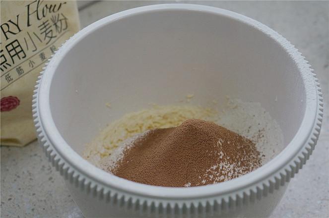 可可椰蓉奶酥饼干怎么做