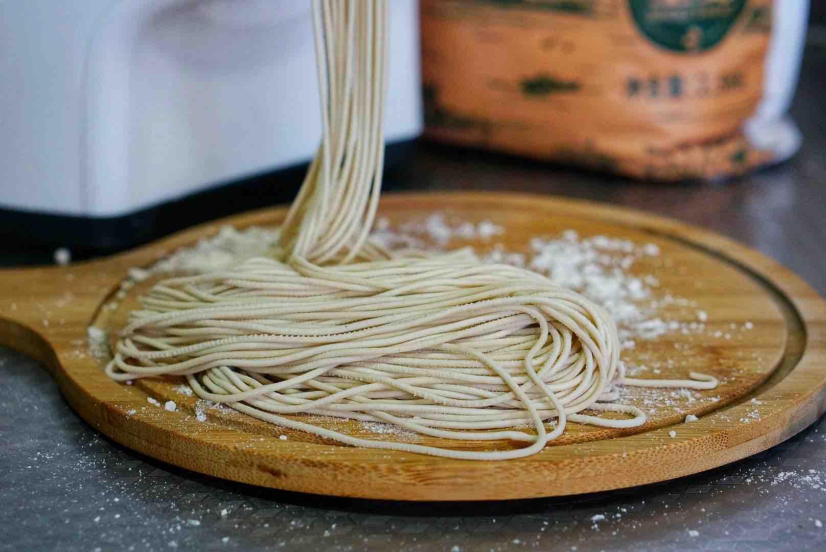 海鲜汤莜麦面怎么做