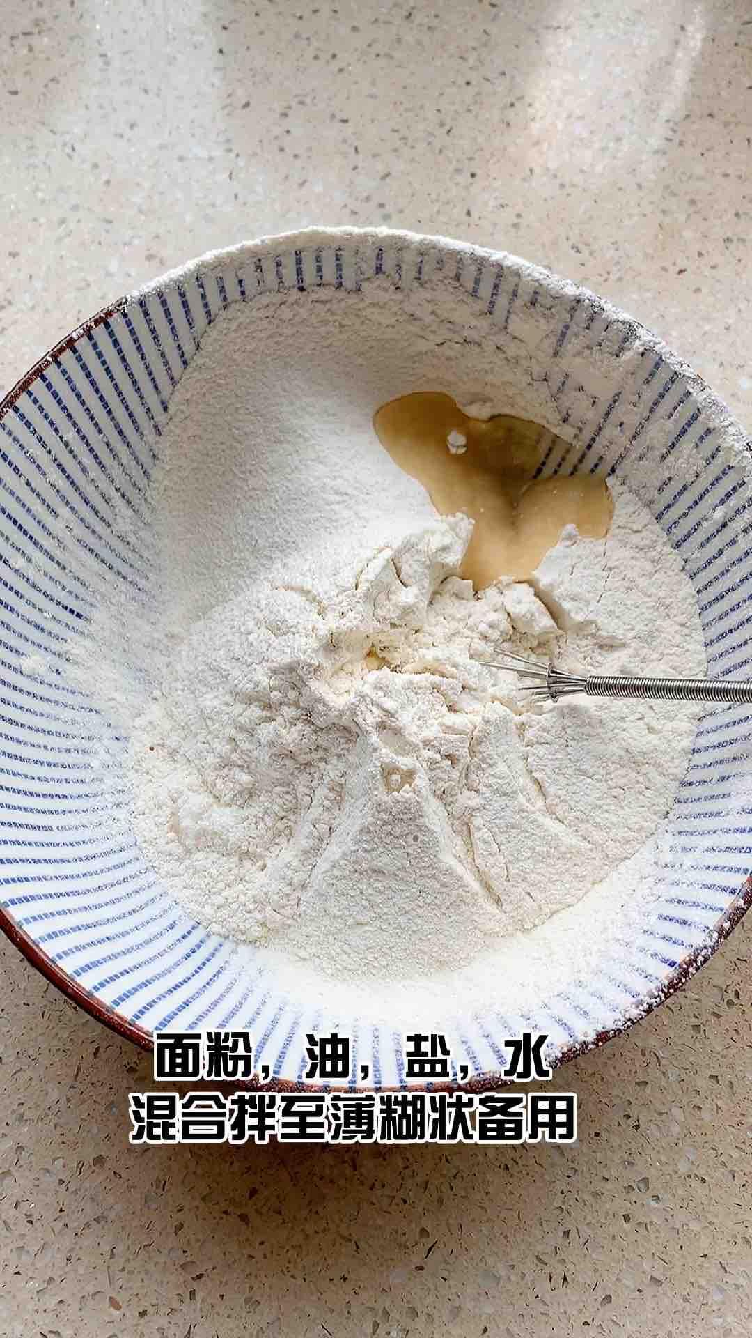 肉丝香菇薄饼的做法大全