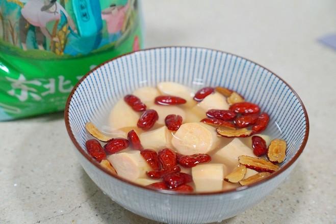 红枣地瓜姜粥的做法图解
