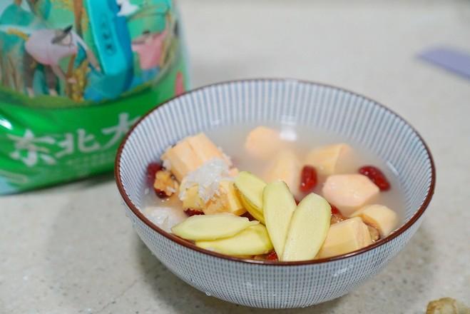 红枣地瓜姜粥的简单做法