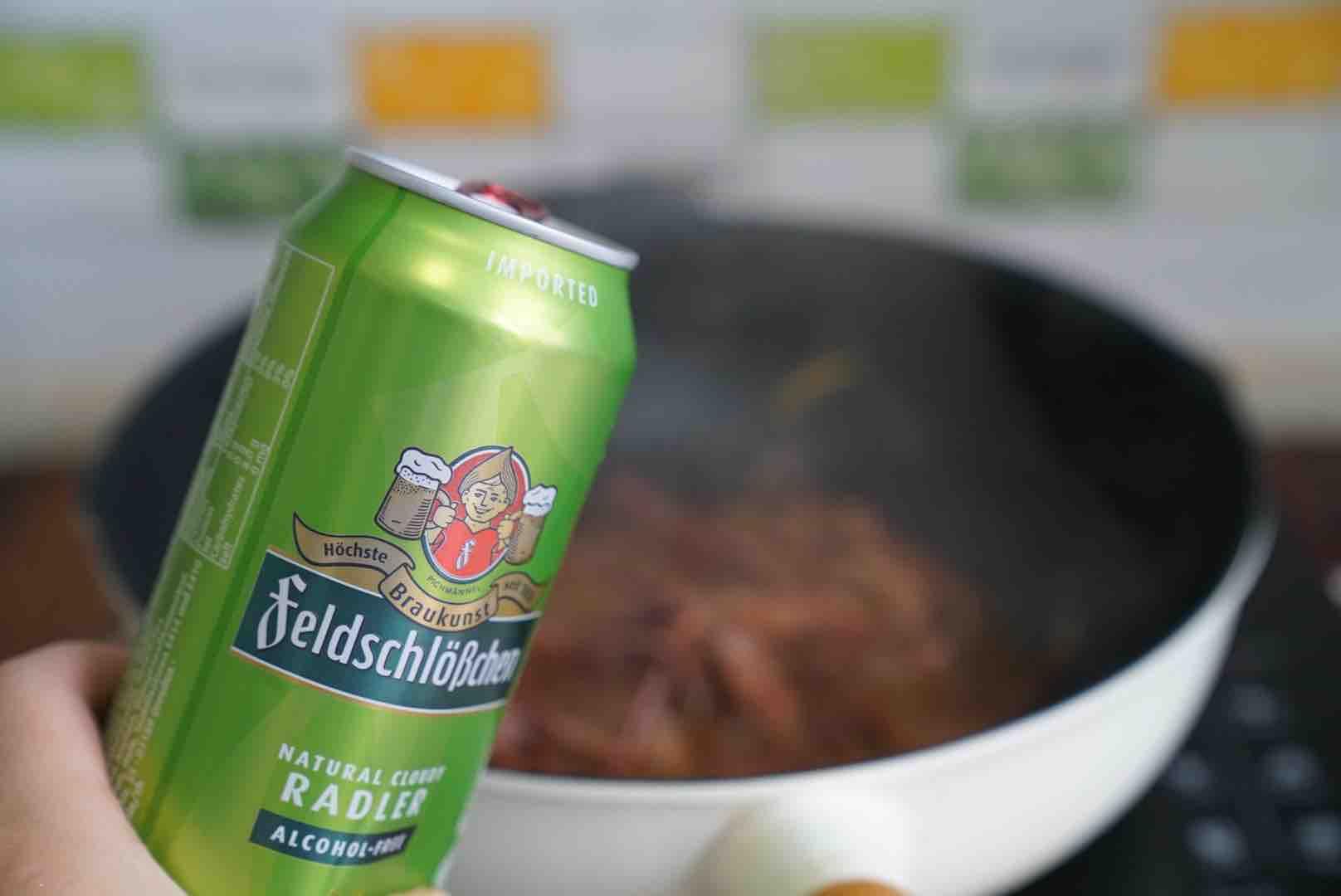 啤酒酱汁鸭舌怎么煮