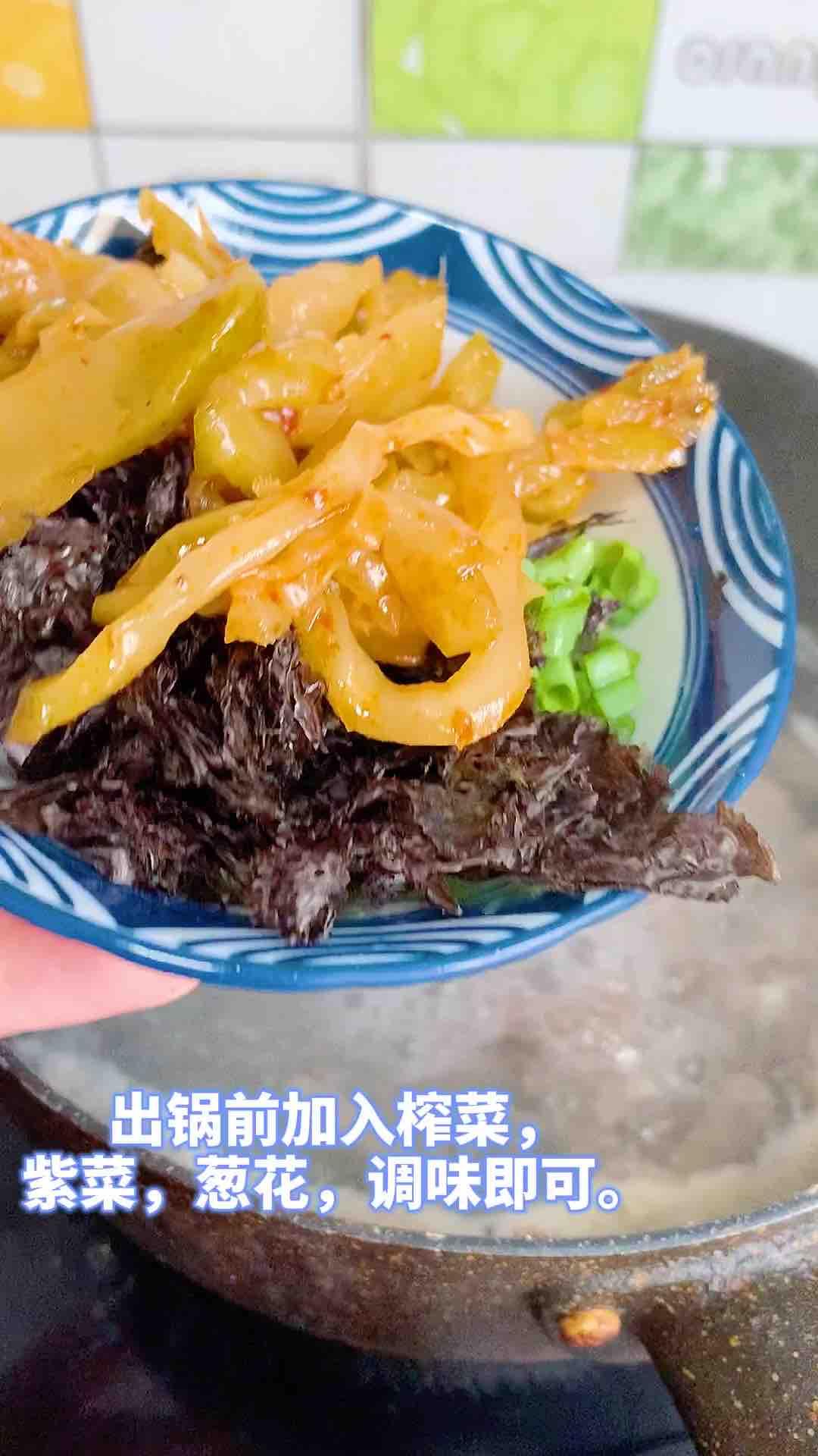 紫菜牛肉丸汤怎么煮