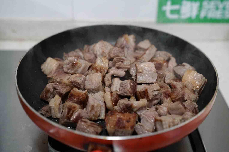 春节家宴营养煲,有时蔬有牛腩,荤素搭配营养均衡的简单做法