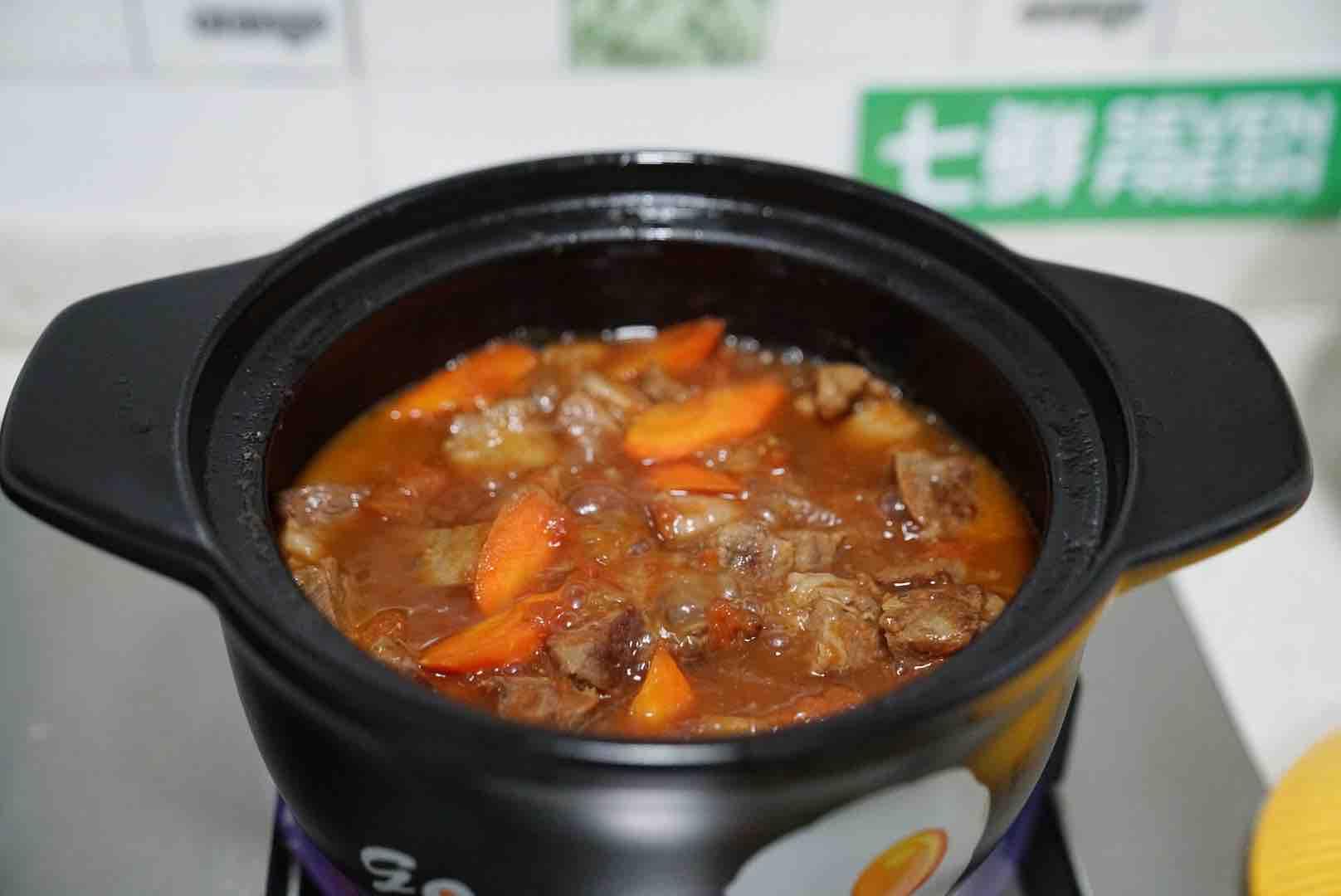 春节家宴营养煲,有时蔬有牛腩,荤素搭配营养均衡怎么炖