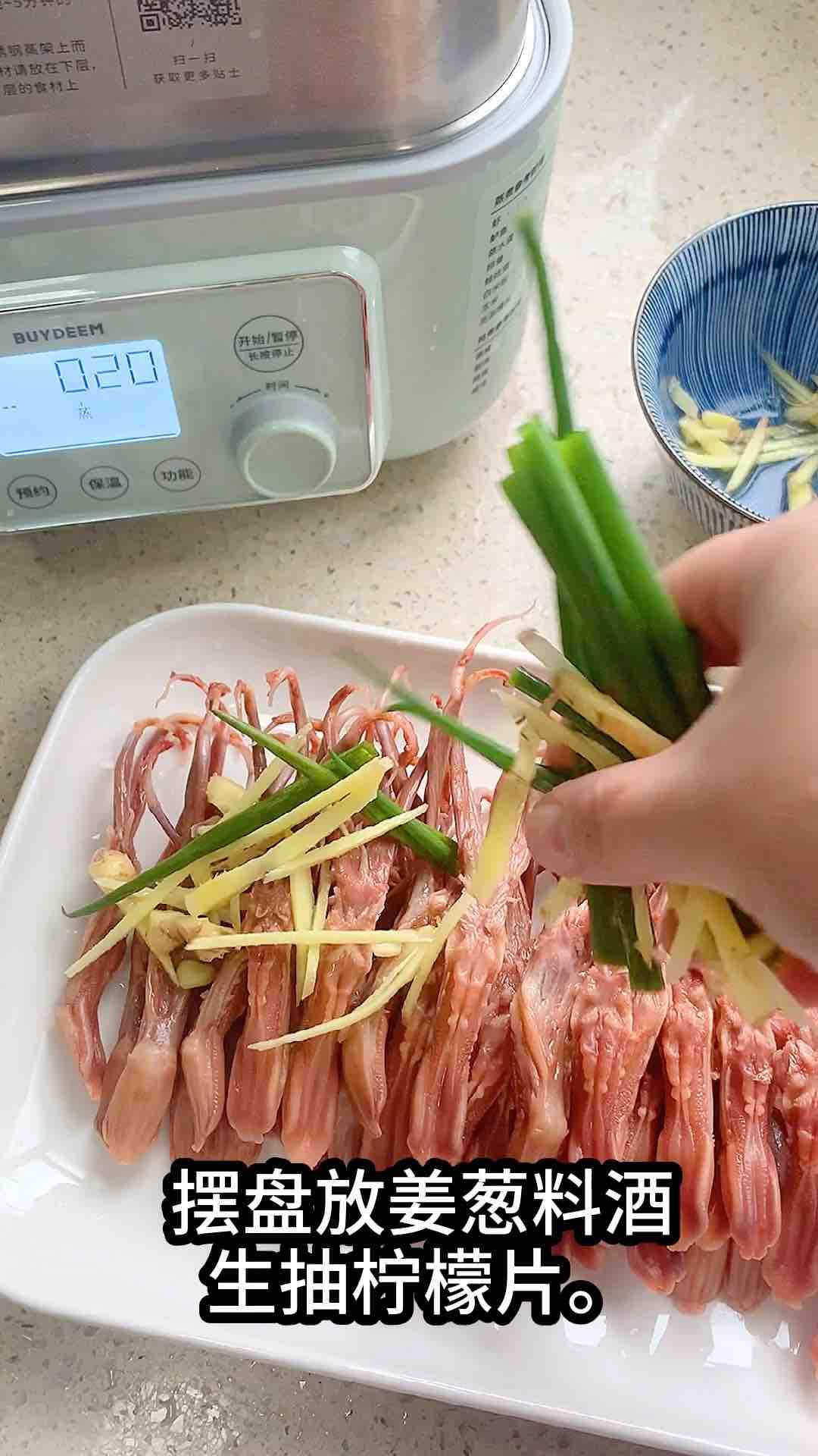 温州人年菜里少不了的冷盘,寓意好味道好的简单做法