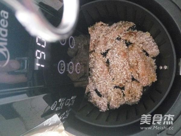 烤鸡翅(空气炸锅版)的家常做法