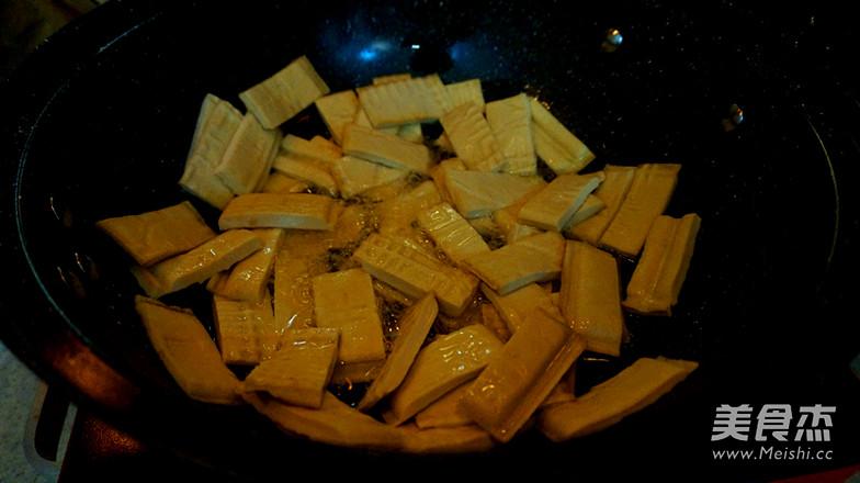 酱焖白豆腐干怎么煮