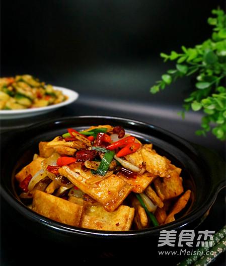 酱焖白豆腐干的做法大全