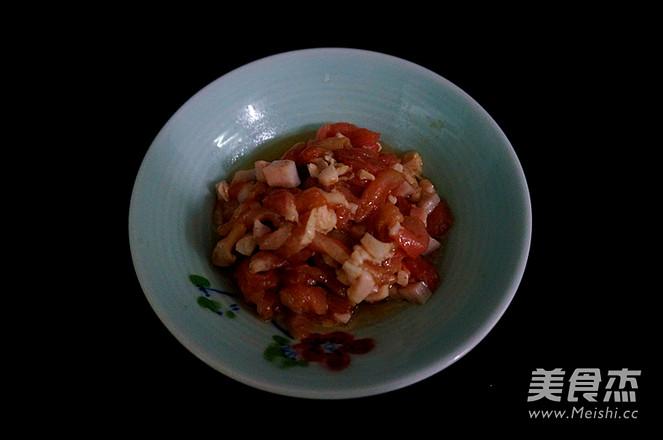 香辣炒萝卜干 小时候的味道的简单做法