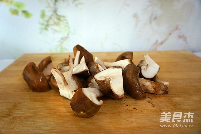 香菇蒸滑鸡----健康好味的简单做法