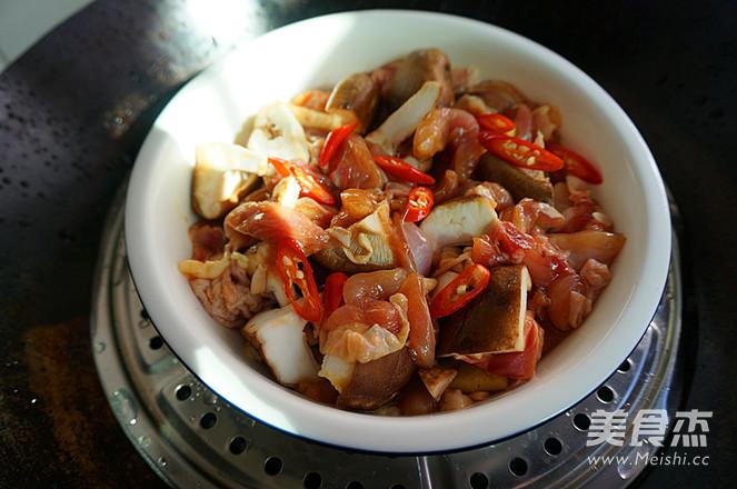 香菇蒸滑鸡----健康好味怎么炒