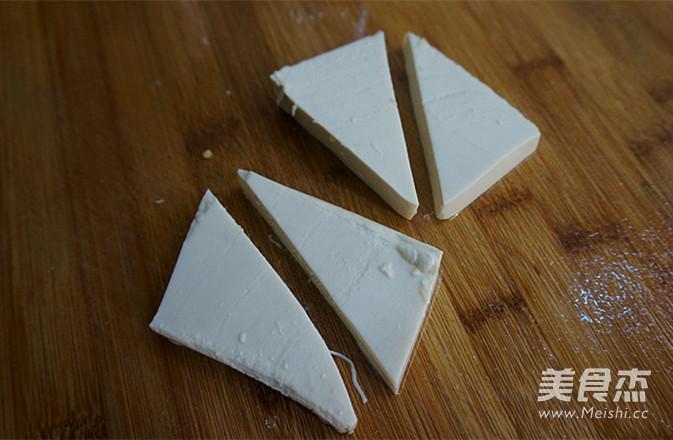 香辣肉沫豆腐角-----下饭神器怎么炒