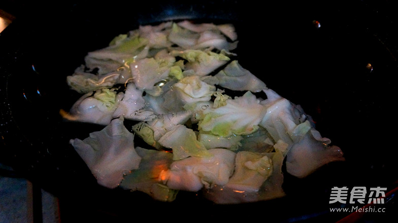 干锅手撕包菜怎么炒