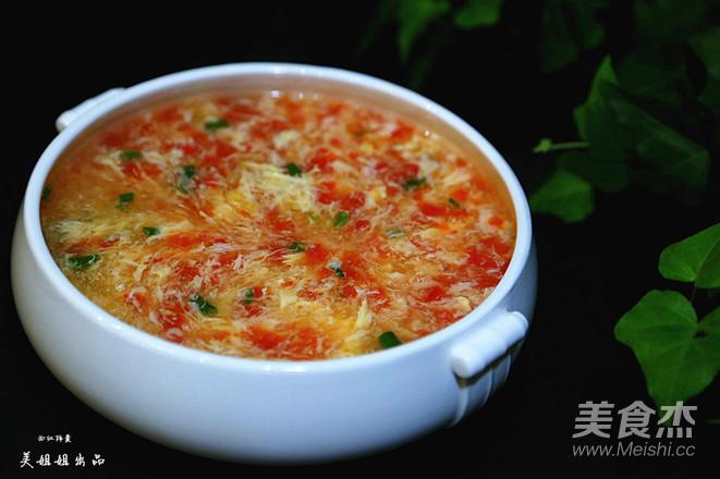 西红柿鸡蛋羹怎样炒
