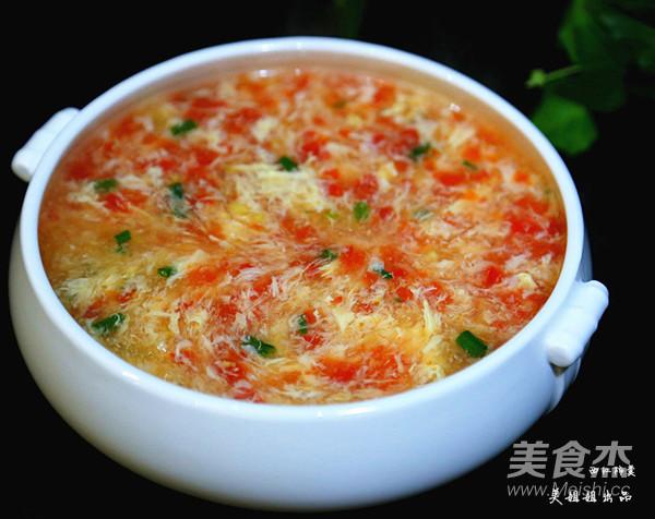 西红柿鸡蛋羹怎样煮