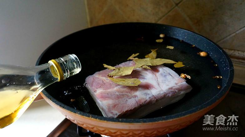 梅干菜扣肉的简单做法