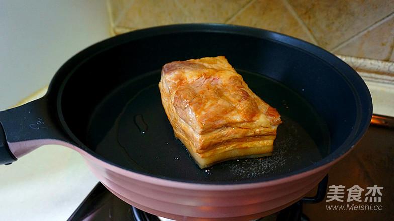 梅干菜扣肉怎样炒