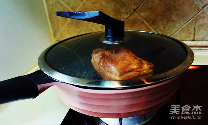 梅干菜扣肉怎样煮