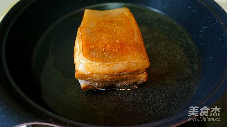 梅干菜扣肉怎样炖