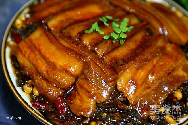 梅干菜扣肉的做法大全
