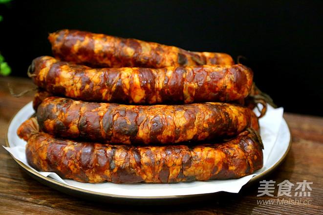 香肠土豆焖饭的做法图解