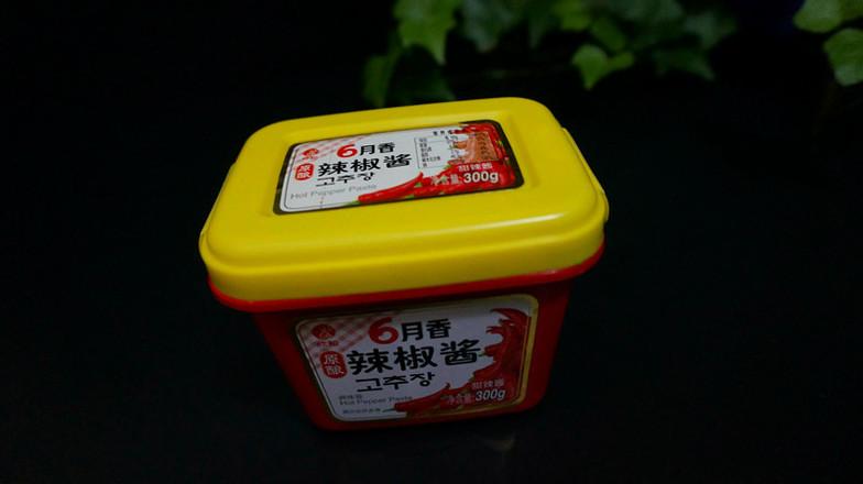 韩式杏鲍菇盖饭怎么炒