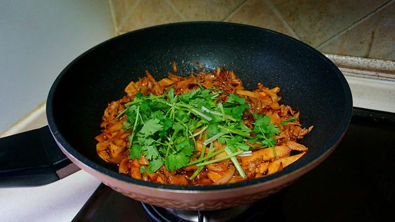 韩式杏鲍菇盖饭怎样炒