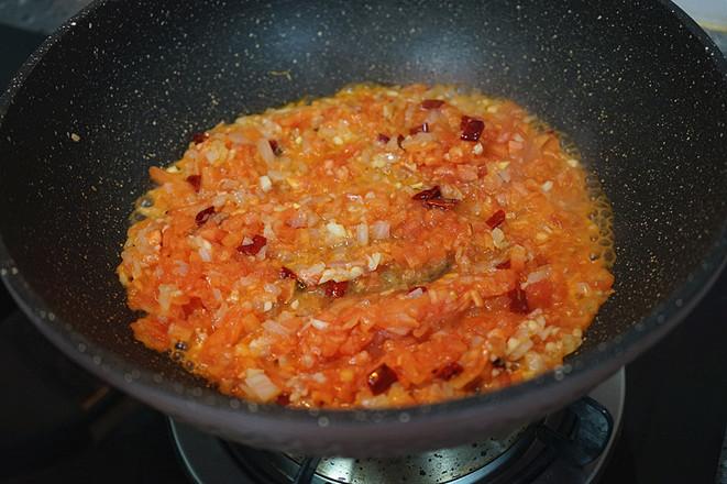 番茄肉酱意大利面怎样煮