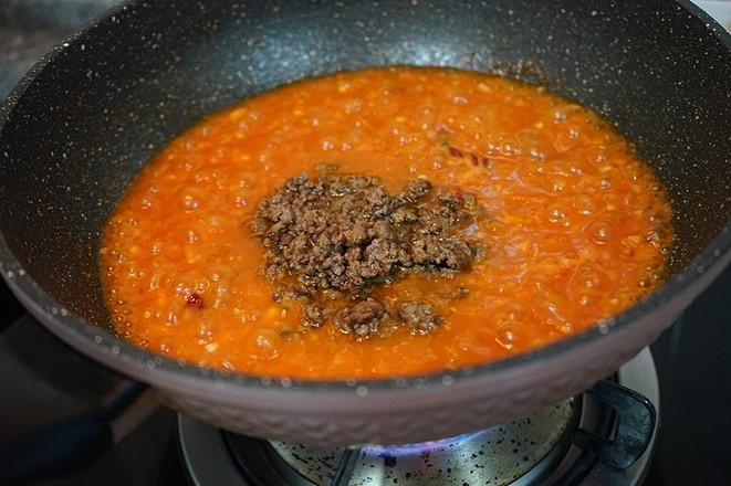 番茄肉酱意大利面的制作大全