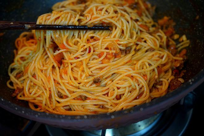 番茄肉酱意大利面的做法大全