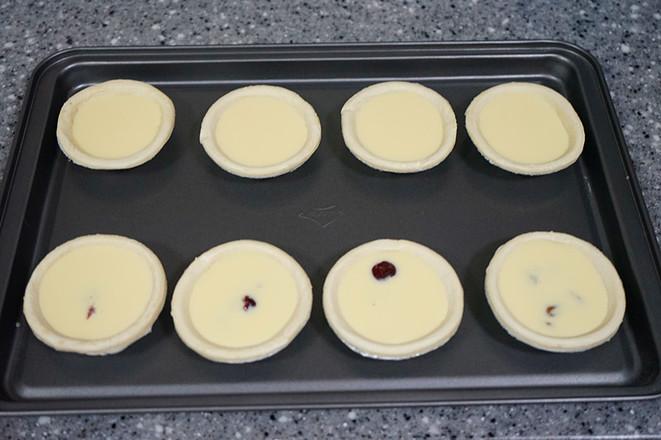 奶香蛋挞-----简易版怎么煸