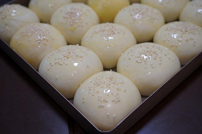 奶黄小餐包-附奶黄馅儿做法的制作大全