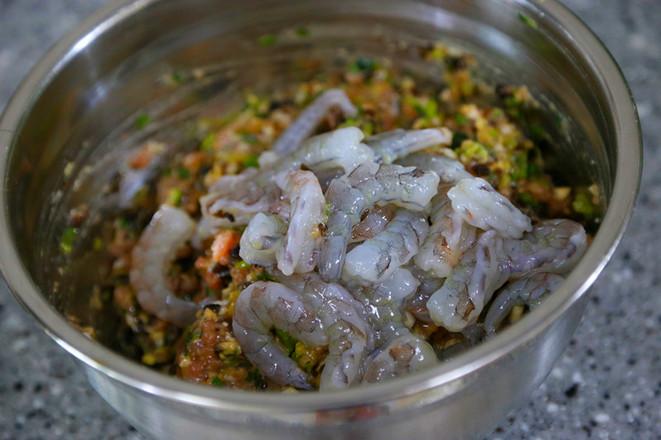 黄瓜虾仁饺子的制作方法