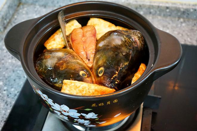 香辣草鱼豆腐煲怎样炖