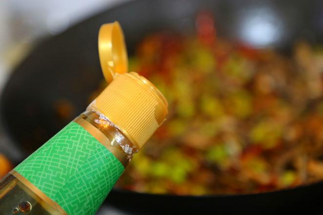 香辣毛豆米炒小鱼干的做法大全
