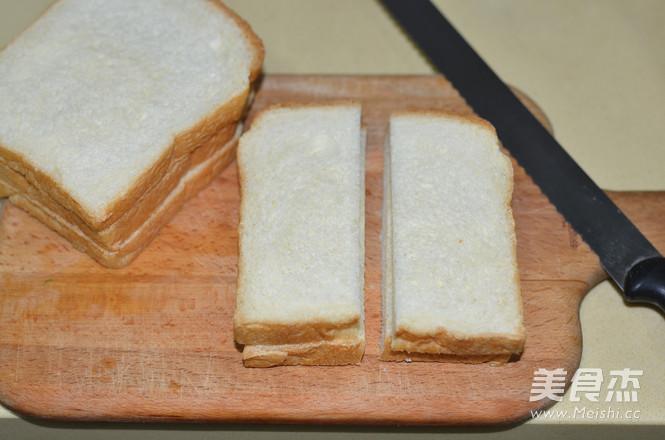 金枪鱼黄瓜三明治怎么炒