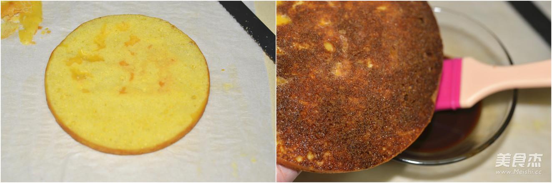 南瓜面包提拉米苏的制作方法