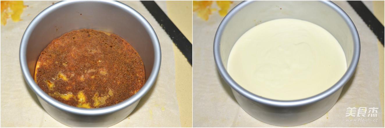 南瓜面包提拉米苏的制作大全