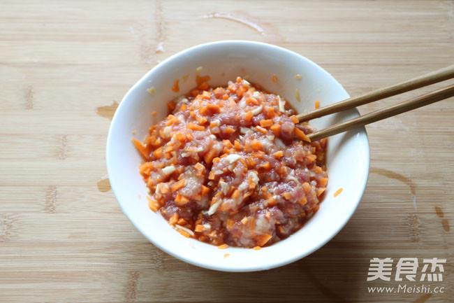 闻着就香的青椒酿肉的家常做法