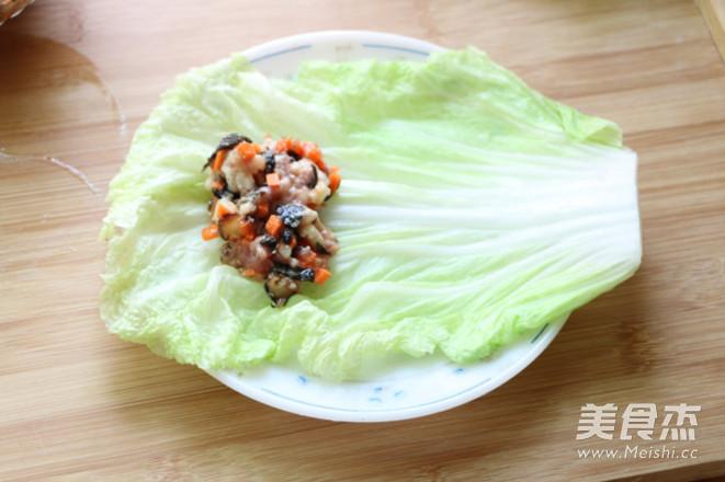 猪肉白菜卷怎么做
