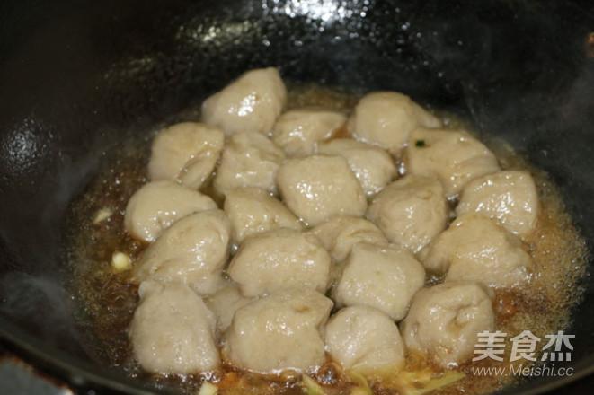 素芋子丸子怎么炒