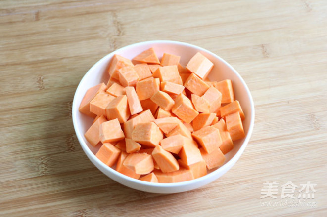 焦糖红薯的做法大全