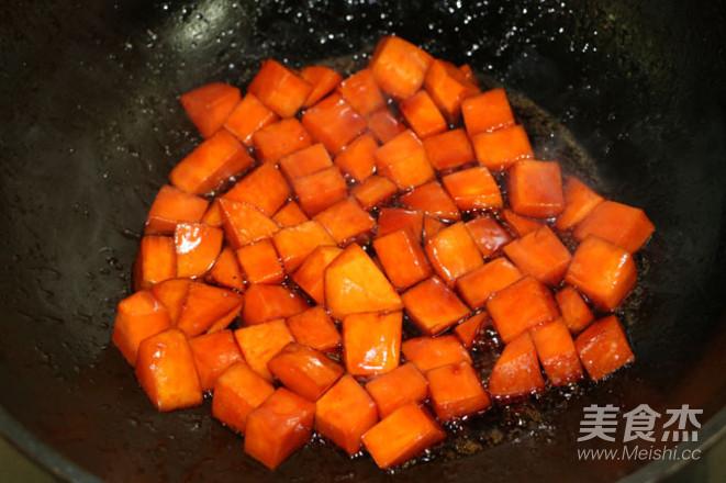 焦糖红薯的简单做法