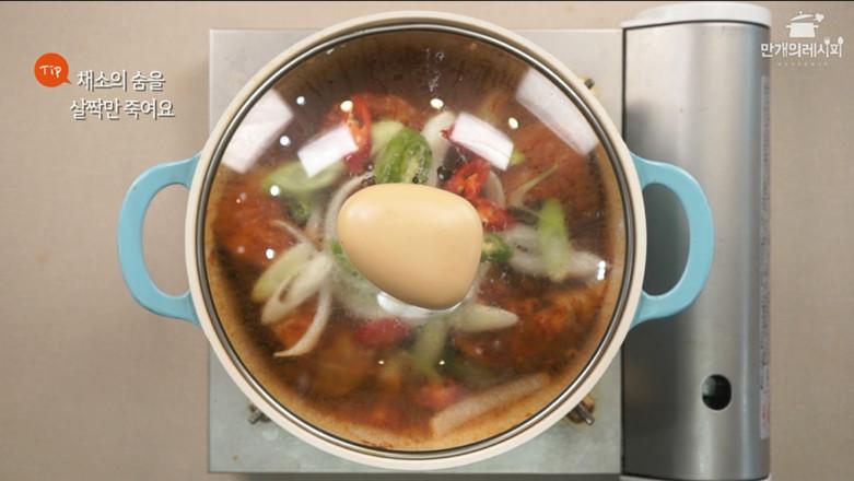韩式萝卜炖明太鱼怎么吃